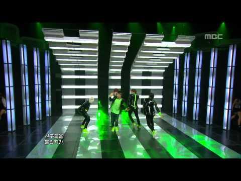 B1A4 - Baby I'm Sorry, 비원에이포 - 베이비 아임 쏘리, Music Core 20120317