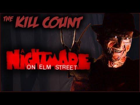 A Nightmare on Elm Street (1984) KILL COUNT