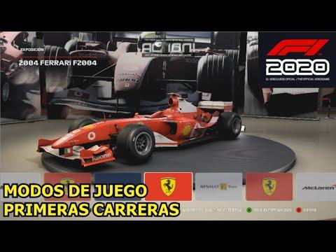 F1 2020 (PC) - Primer contacto, Modos de Juego y carreras rápidas en Red Bull Ring || GAMEPLAY
