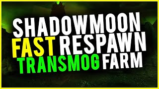 Great Fast Respawn Transmog Farm 10k Every 10 Minutes WoW Gold Guide