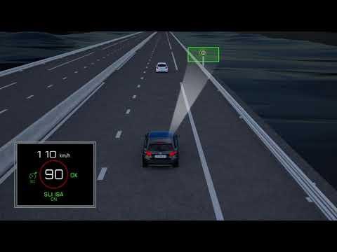 Peugeot 308 Speed limit