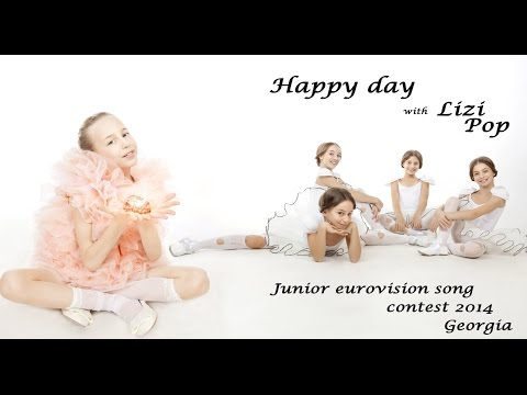 Baixar JESC 2014. Georgia. LIZI POP - Happy Day. Official video