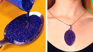 HANDMADE JEWELRY IDEAS YOU'LL LOVE || 5-Minute Decor Projects For Girls!