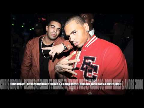 Baixar Chris Brown - Deuces (Remix) Ft. Drake, T.I., Kanye West, Fabolous, Rick Ross & Andre 3000