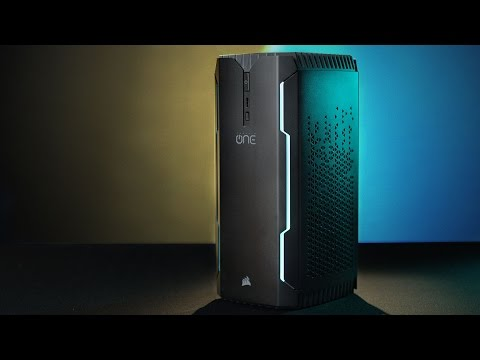 """GAMING PC from CORSAIR - Is it """"The One?&quot…"""