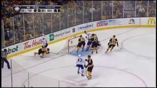 Boston Toronto Game 7 Highlights HD 5-4 Bruins Win-Leafs Collapse