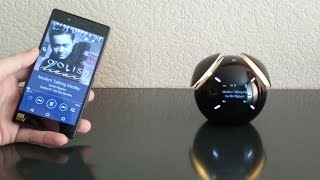 [Unboxing - Hands on] SONY BSP60 - Smart Bluetooth Speaker - Prise en main