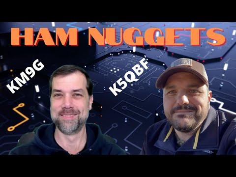Ham Nuggets Live - Shane, K5QBF This Side Of The Radio