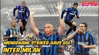 Mengenang 7 Penyerang Terbaik Inter Milan Sepanjang Masa