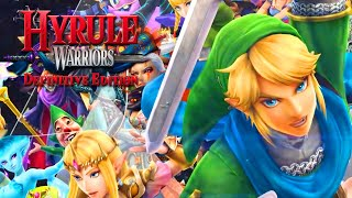 Hyrule Warriors Definitive Edition - Character Trailer (Japanese)