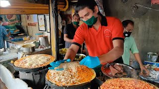 Mumbai Street Food After Lockdown   Dosa Making   Indian Street Food