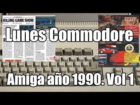Lunes Commodore: Amiga Año 1990 parte 1