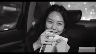 Tha Day After_ Minhee Kim (taxi scene) / Sangsoo Hong