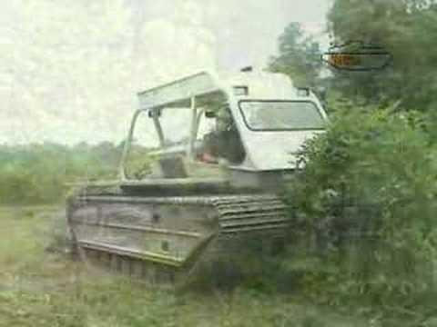 Marsh Master Mm 2 C Buggy Cutting Pipeline Youtube