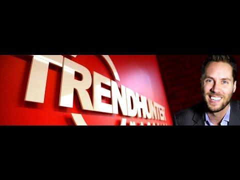 Keynote Speaker on Trends & the Future - Jeremy Gutsche & The 2015 Trend Report