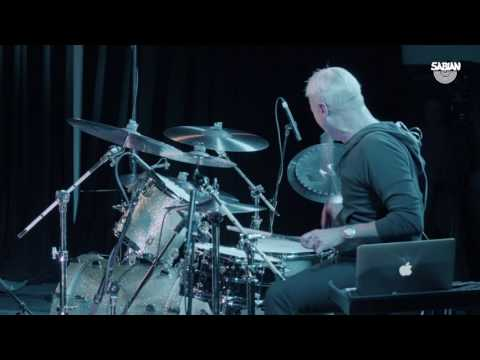 SABIAN XSR Fast Stax Demo by Gregg Bissonette