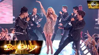 Timbaland, Emma Bunton, Backstreet Boys - Architect Medley Performance | Boy Band