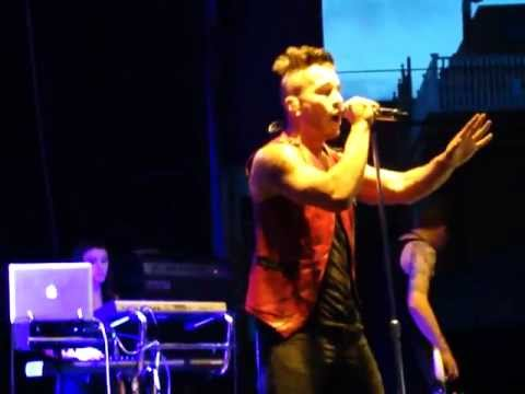 Shawn Desman - GOT YOU - Downtown Toronto for Move to the Beat - Queen & Soho 2012