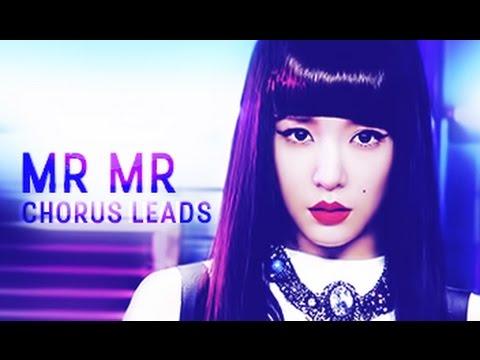 Chorus Leads | Girls' Generation - Mr Mr EP