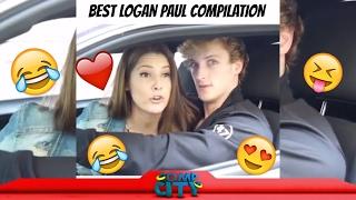 Best Logan Paul Vines compilation ft. Amanda Cerny, King Bach, Lele Pons | Compilation City