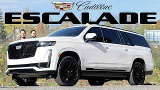 2021 Cadillac Escalade Review // The $100,000 Benchmark For Ballers