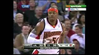 Corey Maggette 18 Points Vs. Lakers, 2009-2010.