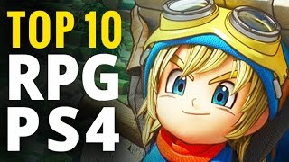 Top 10 Best PS4 Role-playing Games | Playstation 4 RPGs