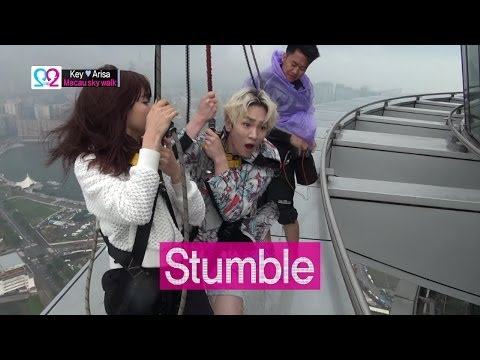 Global We Got Married S2 EP10 Making Film (SHINee Key & Arisa) 140611 (샤이니 키 & 야기 아리사)