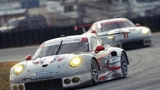 Porsche Wins Daytona 2014