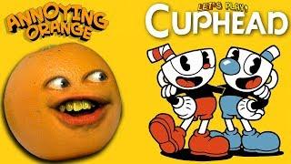 Annoying Orange Plays Cuphead #1: Hamburger Patties!