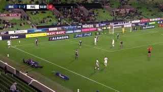 A-League 2020/21: Matchweek 20 - Melbourne Victory v Macarthur FC (2nd Half)