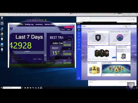 FIFA 19 Autobuyer - I MADE OVER 1 MILLION COINS IN 7 DAYS!