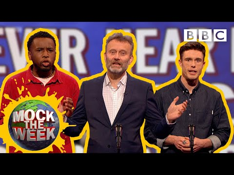 Unlikely Lines From A Blockbuster Movie   Mock The Week – BBC