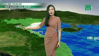 VTC14 | Thời tiết 6h 21/02/2018| Hà Nội, trời vẫn nhiều mây, có mưa nhỏ 18-21 độ, trời se se lạnh