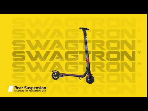 video Swagger 3 Pro – Swagtron Electric Scooter