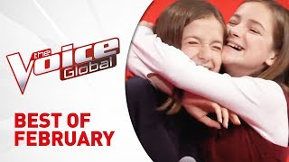 BEST AUDITIONS of FEB 2019 in The Voice Kids