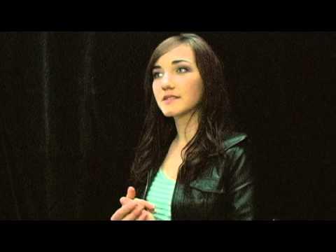 "Masha Spiridonova ""Face of D'Lola"" Interview 1"
