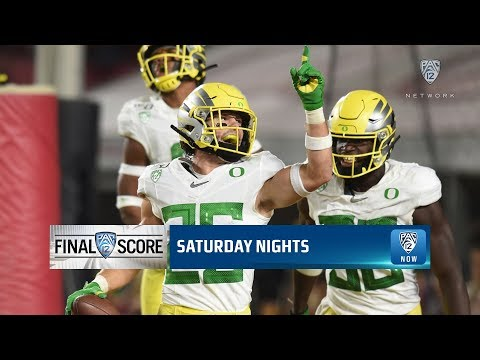 No. 7 Ducks hit stride to beat USC, take commanding lead in Pac-12 North