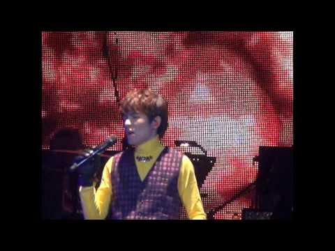 20121208/蕭敬騰/以愛之名新歌演唱會/ 9.純金打造
