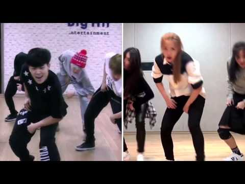 Bts, The Ark Boy In Luv (Minju Focus)