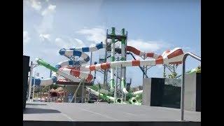 The Grand, at Moon Palace, Arcade, Water Park, Cancun, Mexico