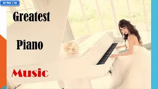 The Very Best Of Romantic Piano Love Songs 🎹 Soft Relaxing Instrumental Piano Music