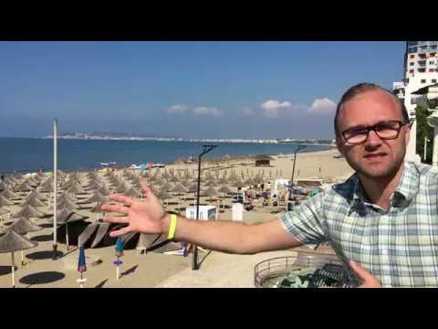 Velkommen til Durres Riviera i Albanien