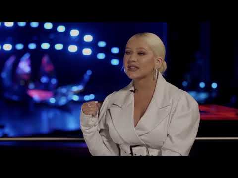 Christina Aguilera is excited to see you at the Sportpaleis!