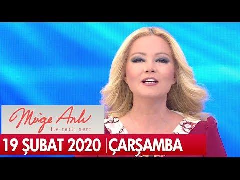Müge Anlı ile Tatlı Sert 19 Şubat 2020 - Tek Parça