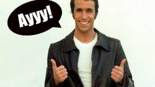i dont get this fonz meme quotayyyquot people use why is this