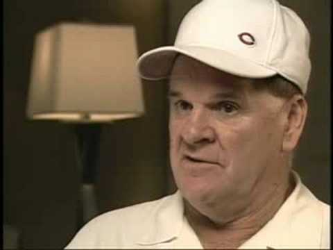 Pete Rose Interview Part 1 - YouTube