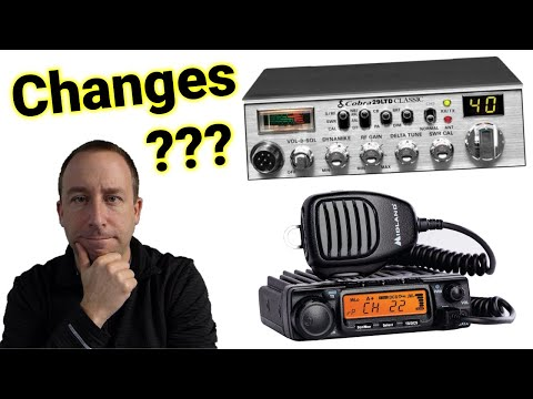 ► FCC Part 95 Rule Changes! FM LEGALIZED For CB Radio & Automatic Position Reporting for GMRS/FRS