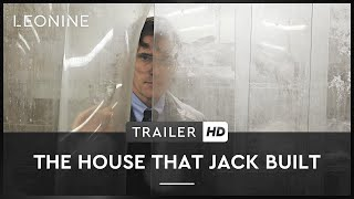 THE HOUSE THAT JACK BUILT | Cutdown Trailer | HD | Offiziell | Kinostart: 29. November 2018 HD