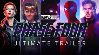 MCU Phase 4 (2021-2024) | ULTIMATE TRAILER | Marvel Studios & Disney+